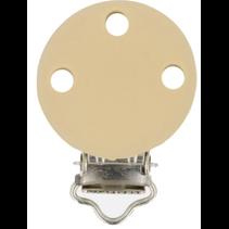 Siliconen speenklem 29,5x42,7mm beige