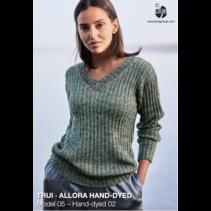 Breipakket Trui Allora Hand Dyed (maat 40-42-44)