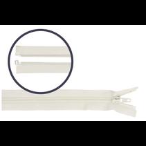 Spiraal rits deelbaar nylon 60cm  089