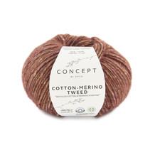Cotton merino tweed 500