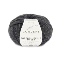 Cotton merino tweed 503
