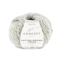 Cotton merino tweed 506