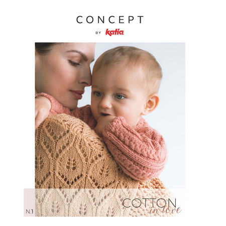 Katia Concept Cotton in Love nr1