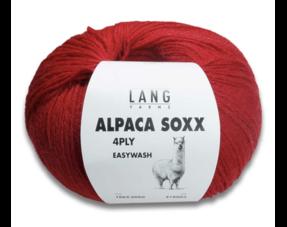 Alpaca Soxx 4-PLY (Augustus 2021)