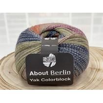 Meilenweit About Berlin Yak Colorblock 631
