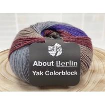 Meilenweit About Berlin Yak Colorblock 632