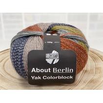 Meilenweit About Berlin Yak Colorblock 634