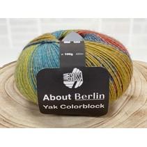 Meilenweit About Berlin Yak Colorblock 635