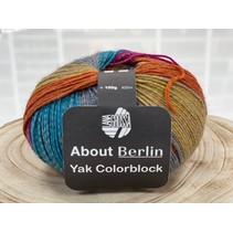 Meilenweit About Berlin Yak Colorblock 638