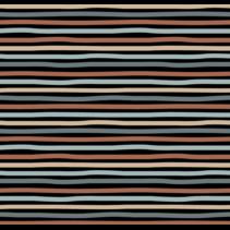 jersey gots stripes (per 10cm)