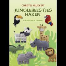 Junglebeestjes haken - Christel Krukkert