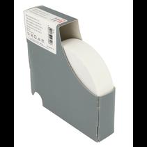 elastiek zacht 30mm wit (per 10cm)