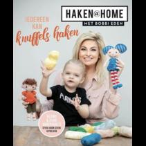 Haken @ home iedereen kan knuffels haken - Bobbi Eden