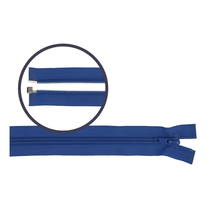 Spiraal rits deelbaar nylon 40cm 918