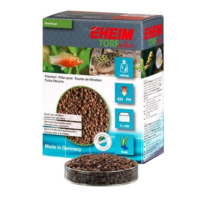 Eheim Torf pellets met perlonzak 2511051, 1 liter