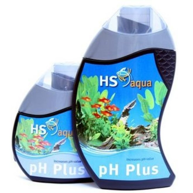 HS Aqua PH plus 350 ml, pH verhoger
