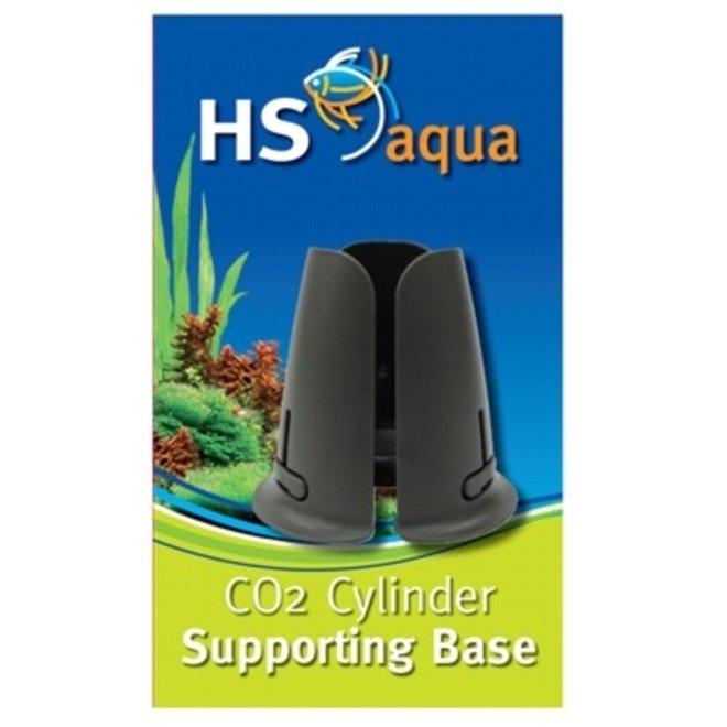 HS Aqua CO2 voetstuk voor CO2 fles