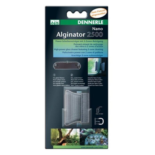 Dennerle Nano Alginator 2500 (algenmagneet)