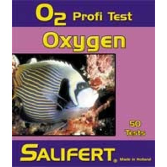 Salifert Oxygen Profi-Test