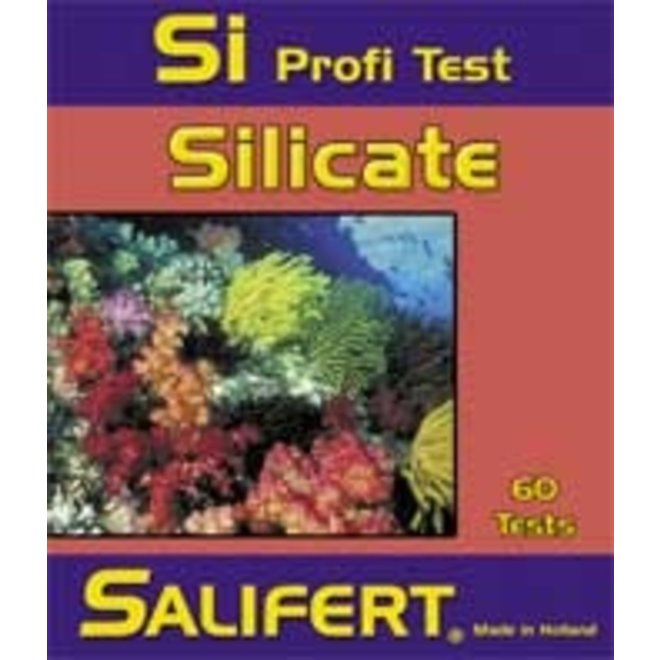 Salifert Silicate Profi-Test