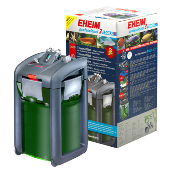 Eheim Thermo Professionel 3 1200 XLT (2180), buitenfilter