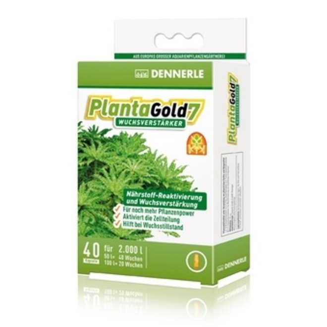 Dennerle PlantaGold 7 (40 capsules)