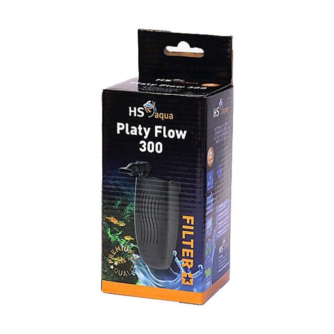 HS Aqua Platy Flow 300 binnenfilter voor aquaria 50-150 liter