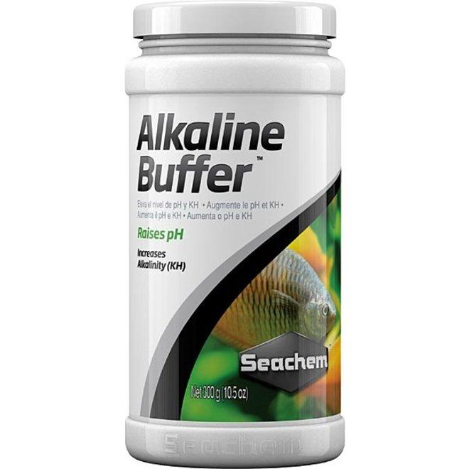 Seachem Alkaline Buffer 300 gram, pH verhoger
