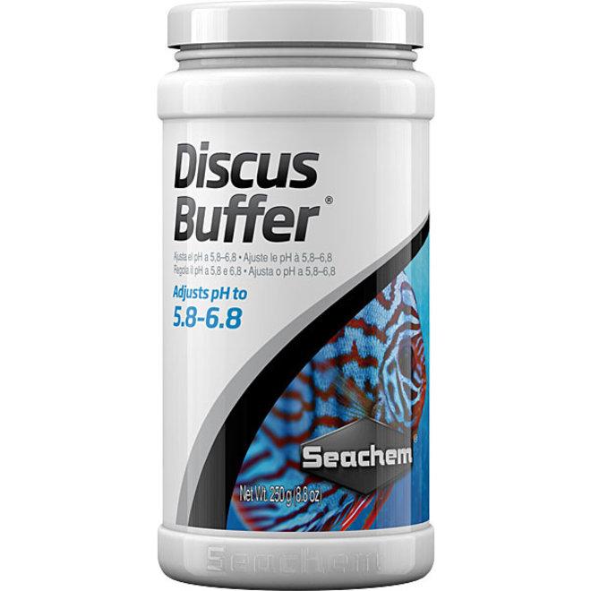 Seachem Discus Buffer 250 gram, pH verlager