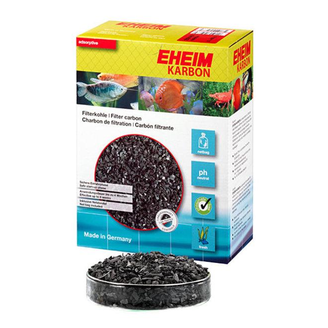 Eheim Karbon filterkool 2501451, 2 liter met perlonzak