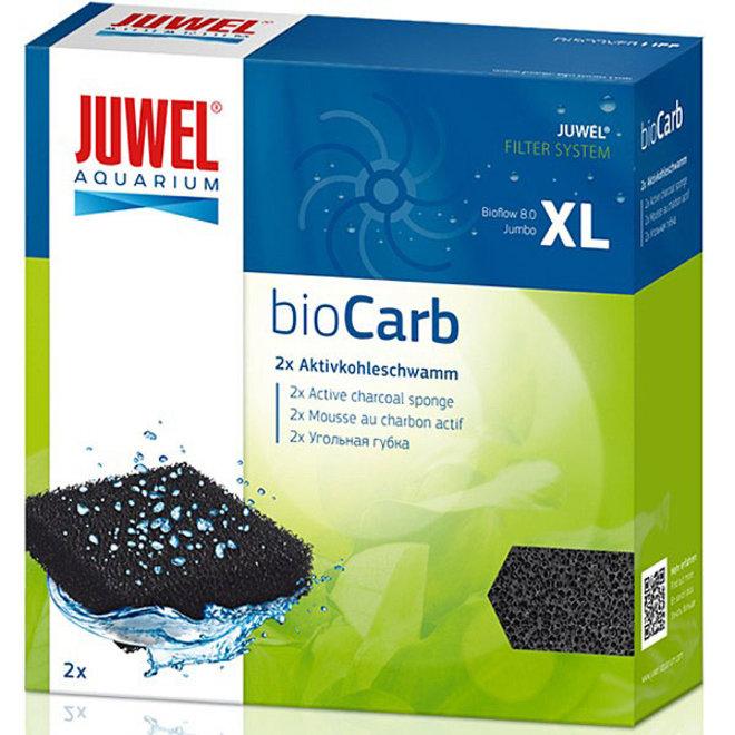 Juwel BioCarb XL jumbo 8.0, koolpatroon
