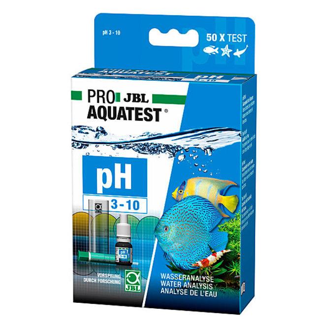 JBL ProAquaTest pH 3,0-10,0 zuurgraad test set
