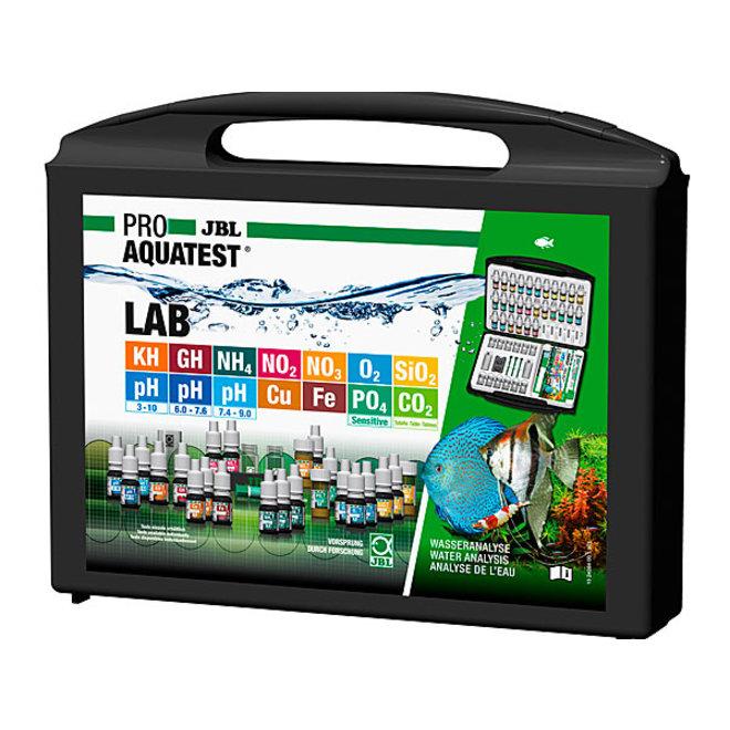 JBL ProAquaTest lab testkoffer