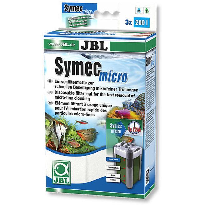 JBL SymecMicro, tegen watervertroebelingen