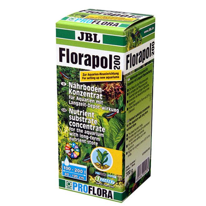 JBL Florapol 700 gram, voedingsbodem