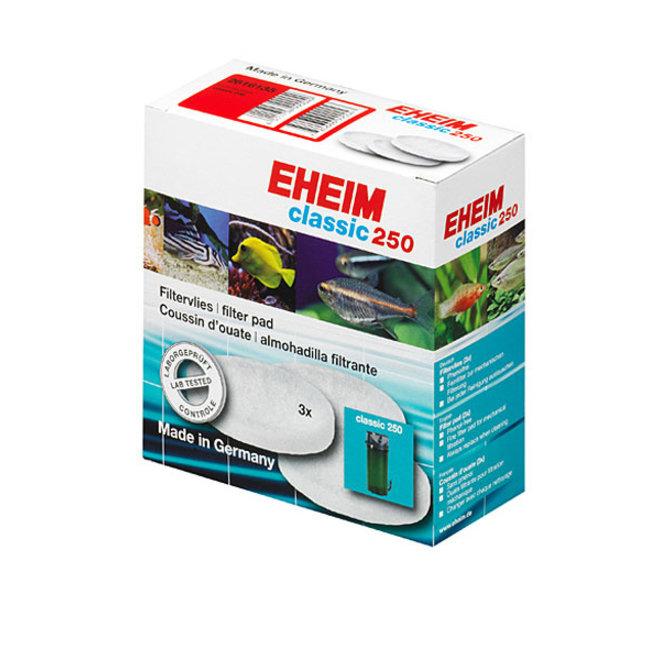 Eheim filterspons 2616135 fijn wit voor classic 250