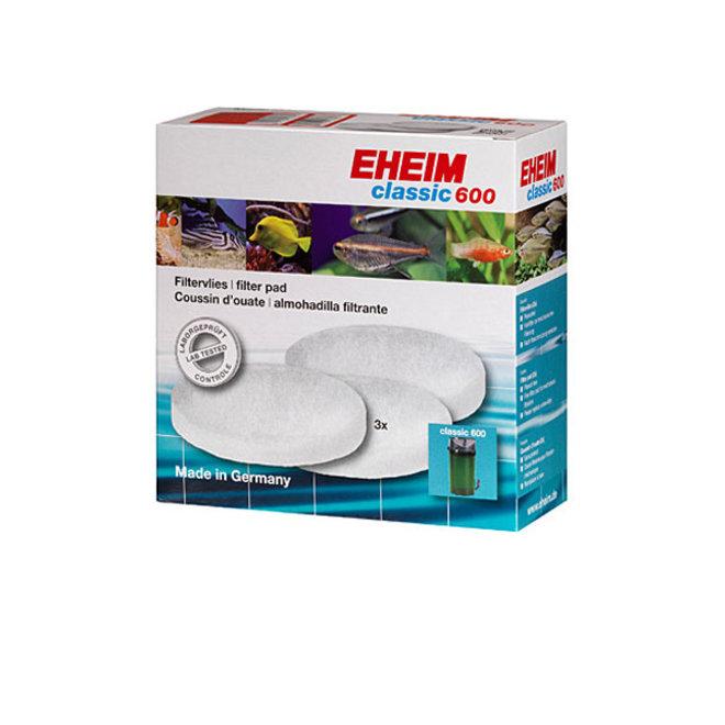 Eheim filterspons 2616175 fijn wit voor classic 600