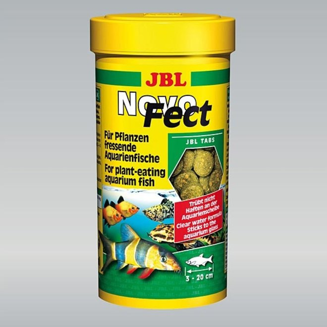 JBL NovoFect 250 ml, voedingstabletten