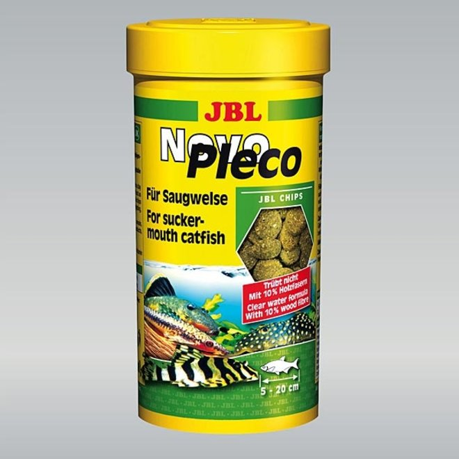 JBL NovoPleco 1000 ml, Algenchips