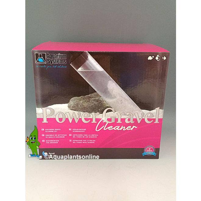 AS Power Gravel Cleaner small max 120 liter, bodemreiniger
