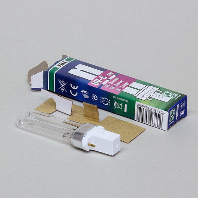 JBL UV-C vervanglamp 5 watt