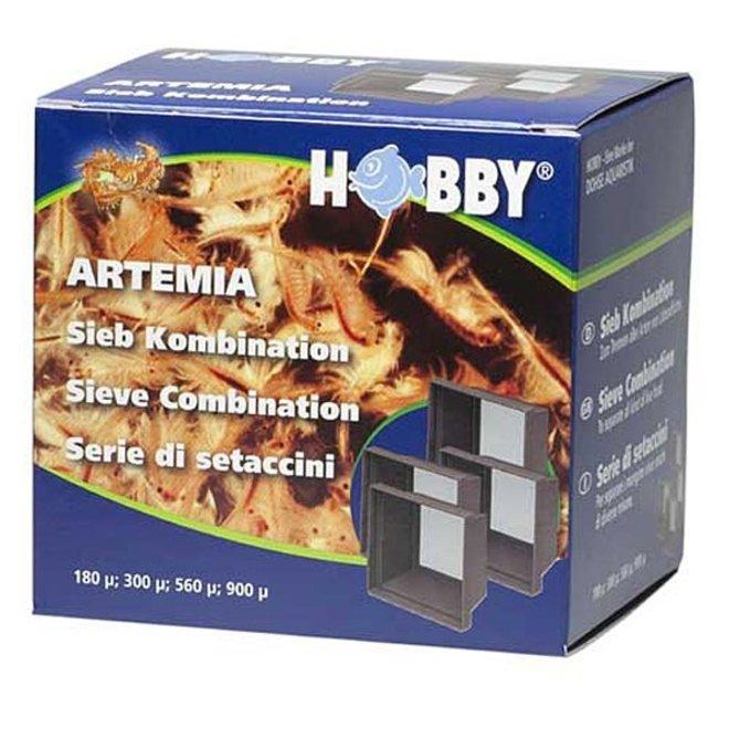 Hobby Artemia zeefcombinatie 180, 300, 560, 900 mµ
