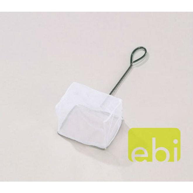 EBI visnet/schepnet fijn wit U-vormig