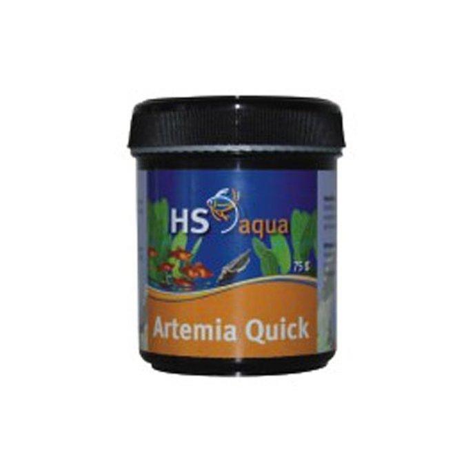 HS Artemia Quick 75 gram, ontschaalde artemia eitjes