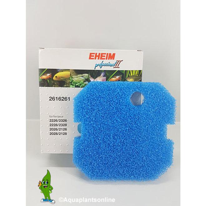Eheim schuimstof filtermat 2616261 blauw voor eXperience 350