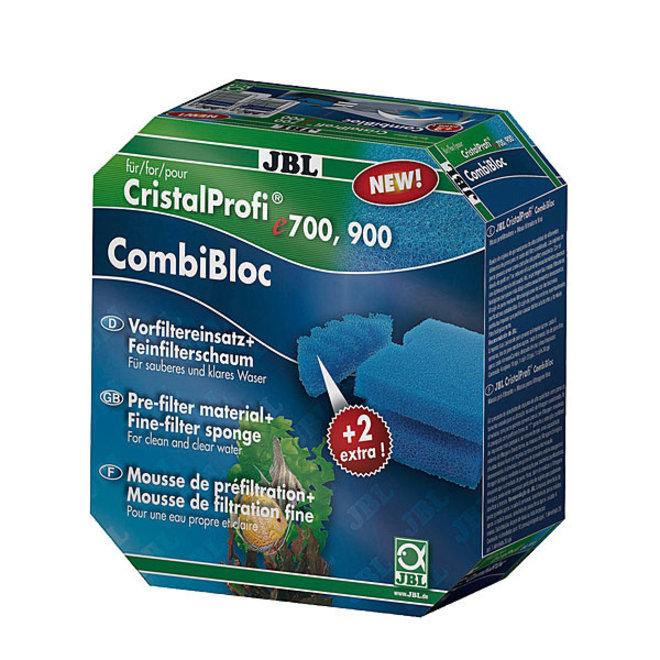 JBL CombiBloc CristalProfi e401/e701/e901, filtersponzen