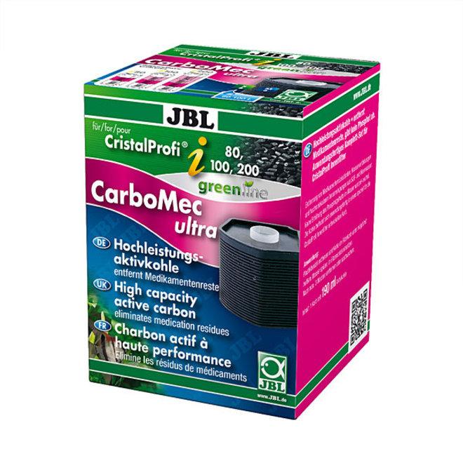 JBL CarboMec Ultra CristalProfi i60/80/100/200, actieve filterkool