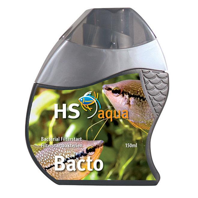 HS Aqua Bacto 150 ml, opstartbacteriën