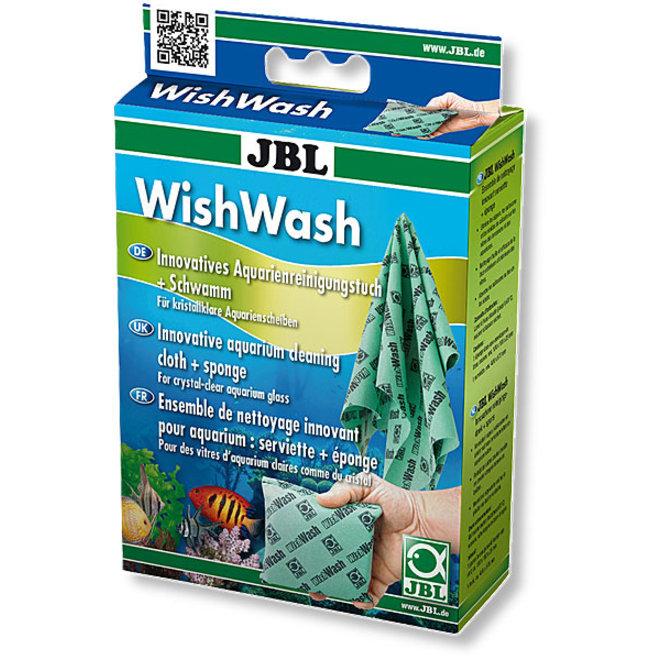 JBL WishWash, reinigingsdoek en spons