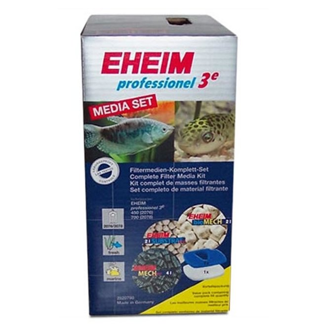 Eheim Filtermediaset 2520780, voor Prof. 3e 450/700 (2076/2078)